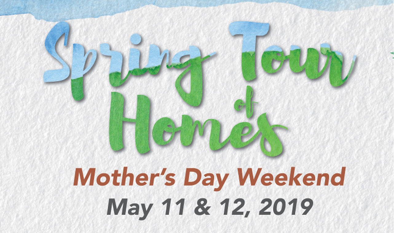 55th Spring Tour of Homes